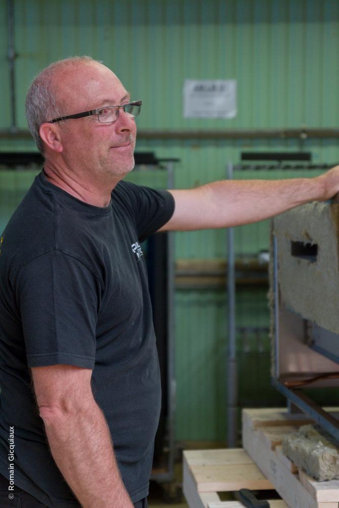 Fraix Didier – Technicien Contrôle