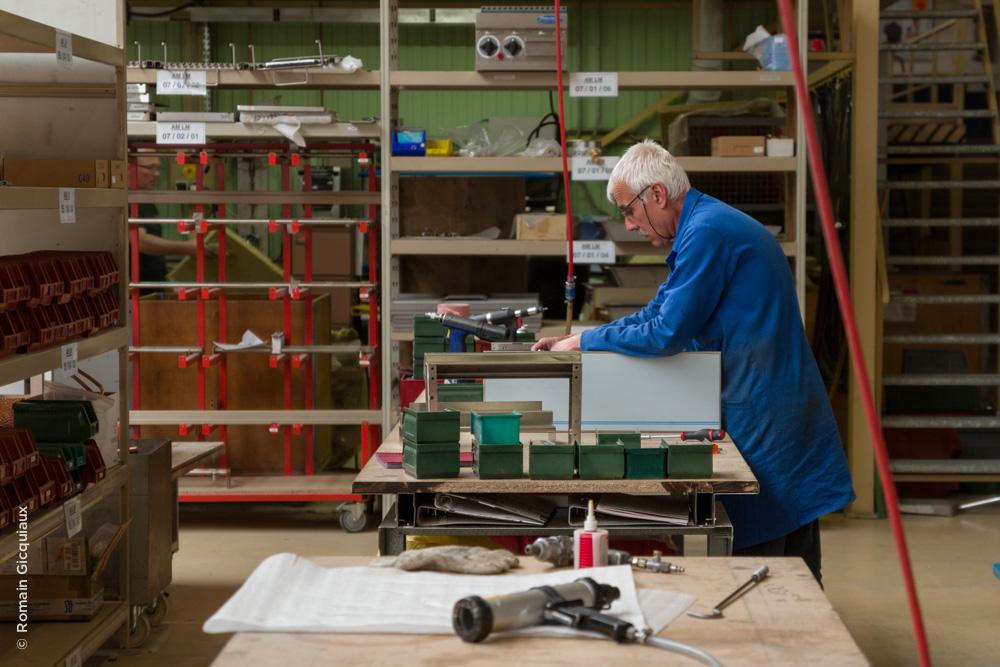 Fontanive Gérard – Technicien Méthodes