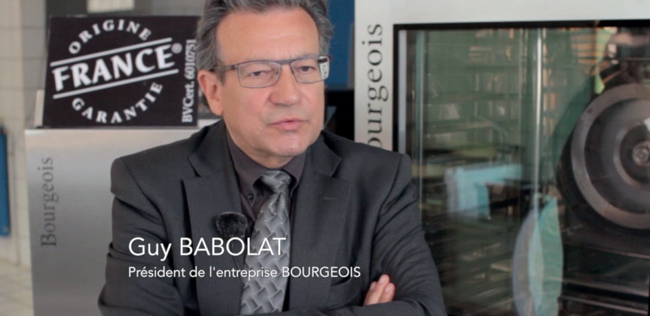 Interview Guy Babolat