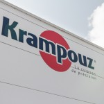 logo de la marque Krampouz, sur le site de Pluguffan (29)