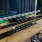 manches de pagaie de kayak