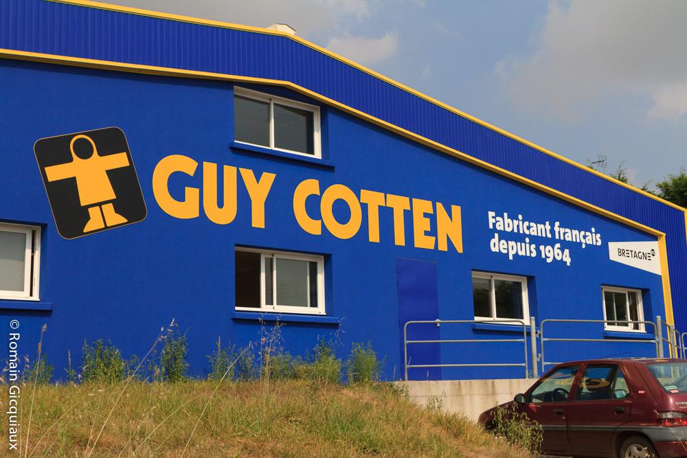 siège de Guy Cotten à Tregunc
